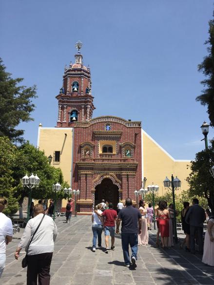 Atrio Iglesia